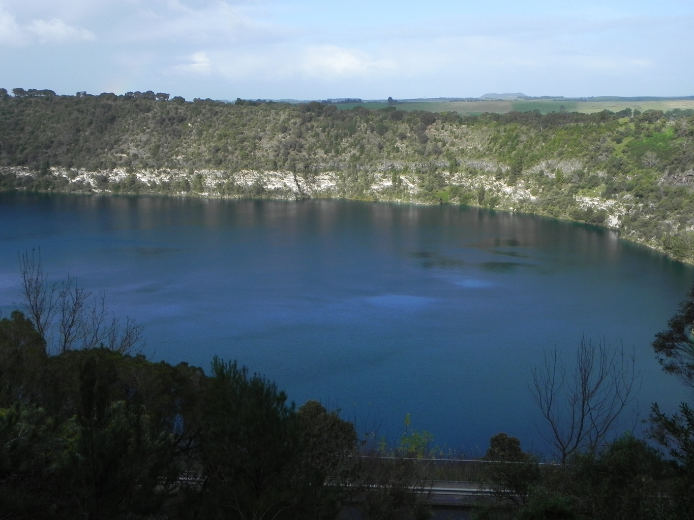 featured image: Mount Gambier – crater lakes – maar